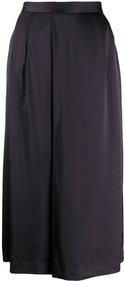 Stephan Schneider Petals straight midi skirt