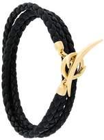 Shaun Leane Quill wrap bracelet