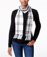 Charter Club Windpine Woven Chenille Scarf, Only at Macy's