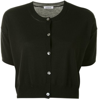 P.A.R.O.S.H. Short Sleeve Buttoned Cardigan
