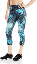 Champion Women's Smoothtec Capri Legging