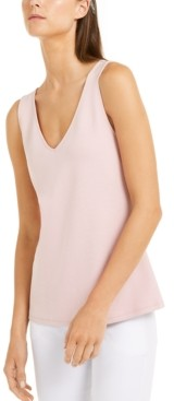 INC International Concepts Inc V-Neck Tank Top, Created for Macy's