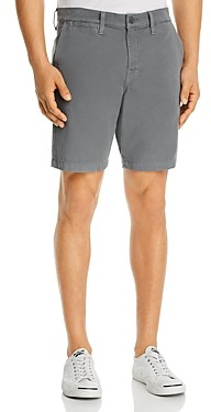 7 For All Mankind Go-To Cotton Stretch Twill Classic Fit Chino Shorts