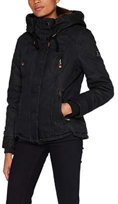 Khujo Women's ZORA Raisin Washed Jacket,Small