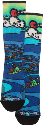 Smartwool Curated Lift Crew Socks