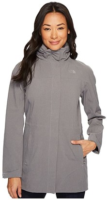 The North Face Apex Flex GTX Disruptor Parka (TNF Medium Grey Heather) Women's Coat
