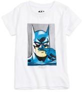 Little Eleven Paris Toddler Boy's Little Elevenparis Batman Moustache T-Shirt