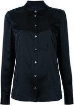 Alexander Wang cigarette motif shirt - women - Silk - 2