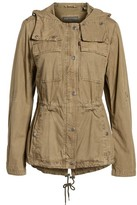 Levi's Women's Parachute Cotton Hooded Utility Jacket