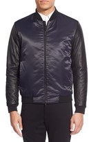 Theory Men's 'Volter' Colorblock Bomber