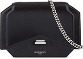 Givenchy Bow-cut mini leather cross-body bag