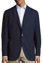 Boglioli Wool & Silk Blend Jacket