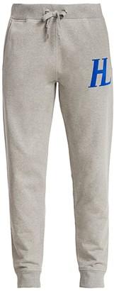 Helmut Lang Logo Sweatpants
