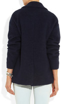 Band Of Outsiders Bouclé wool-blend coat