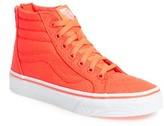 Vans Girl's Sk8-Hi Zip Sneaker