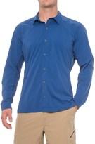 Sierra Designs Solar Wind Shirt - UPF 35, Long Sleeve (For Men)