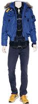 Ralph Lauren Blue Label Blue/Black Beacon Flannel Shirt