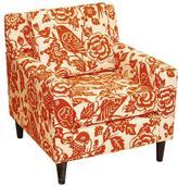 Canary Arm Chair - Tangerine