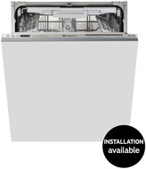 Hotpoint Ultima LTF11S112O 15-Place Built-In Dishwasher With Optional Installation - Stainless Steel