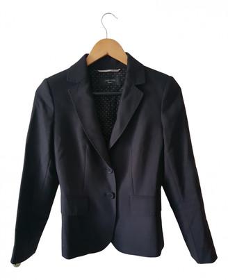Max Mara Weekend Navy Wool Jackets