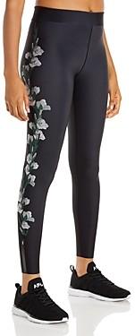 COR designed by Ultracor Floral Side Stripe Leggings