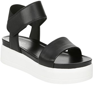 Franco Sarto Sport Chic Leather Sandals - Kana