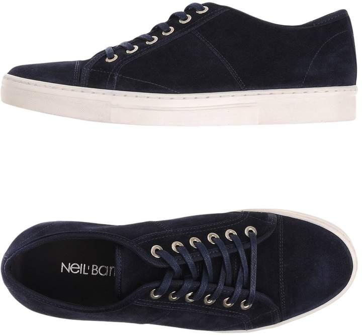 Neil Barrett Low-tops & sneakers - Item 11228786