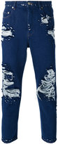 Golden Goose Deluxe Brand Denim New Super Happy - men - Cotton - 30