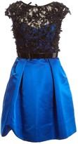 Theia Blue Dress for Women
