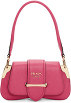 Prada Pink Mini Sidonie Shoulder Bag