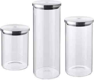 Zwilling 3-Piece Glass Storage Jar Set