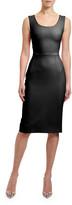 Dolce & Gabbana Stretch-Cady Sheath Dress