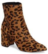Topshop Women's Heart Genuine Calf Hair Boot