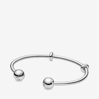 Pandora Women Silver Bangle 598291-3