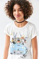 Junk Food Clothing Looney Tunes Road Trippin' Tee