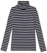 Petit Bateau Iconic womens striped undersweater