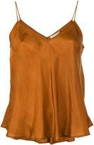 Mes Demoiselles camisole top - women - Silk - 36