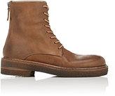 Marsèll Women's Back-Zip Boots-BROWN