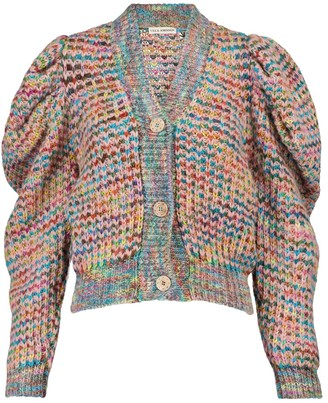 Ulla Johnson Fiora wool-blend cardigan
