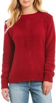 Roxy Take Over The World Back Zip Sweater