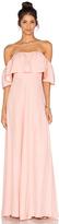 Amanda Uprichard Delilah Maxi Dress