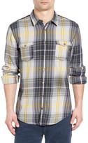 BOSS ORANGE Edoslim Check Woven Shirt