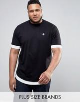 Le Breve PLUS Longline T-Shirt