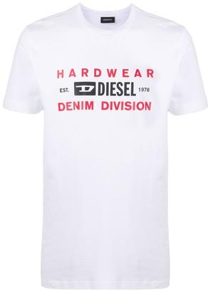 Diesel Denim Division T-shirt