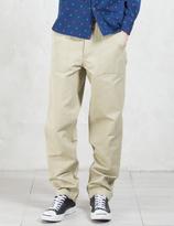 MAISON KITSUNÉ Linen Worker Pants