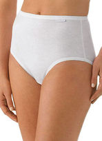 Jockey Womens Elance Brief 3 Pack Underwear Briefs 100% cotton