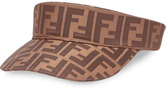 Fendi FF motif visor