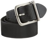 Bill Adler Men's Wide Perforated Belt