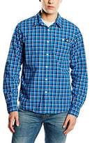 Dickies Men's Laytonville Regular Fit Long Sleeve Casual Shirt