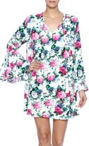 Umgee USA Flowy Floral Tunic